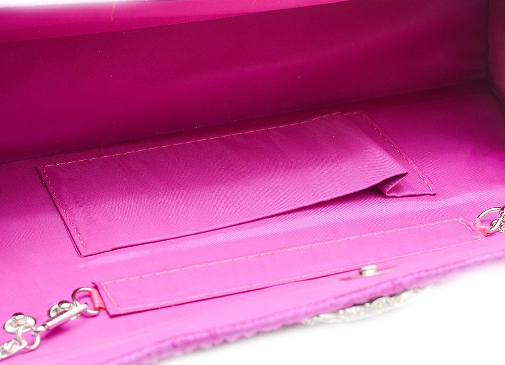 Kleidung & Accessoires Kleidung & Accessoires 100% Wahr Clutch Abendtasche Brauttasche Handtasche Damen Violett Lila Brauttasche Strass
